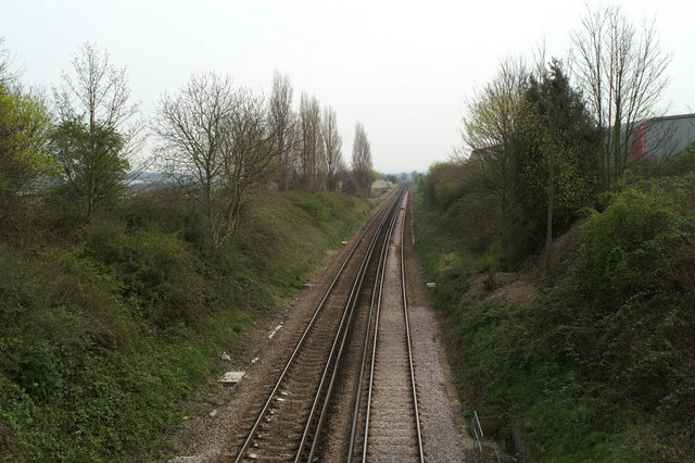 The Margate line