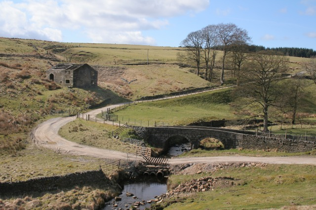 Bridge, Holme Ends