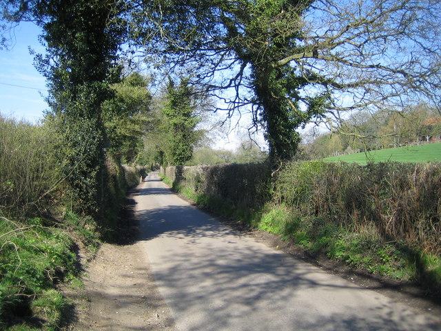 Belsize: Flaunden Lane