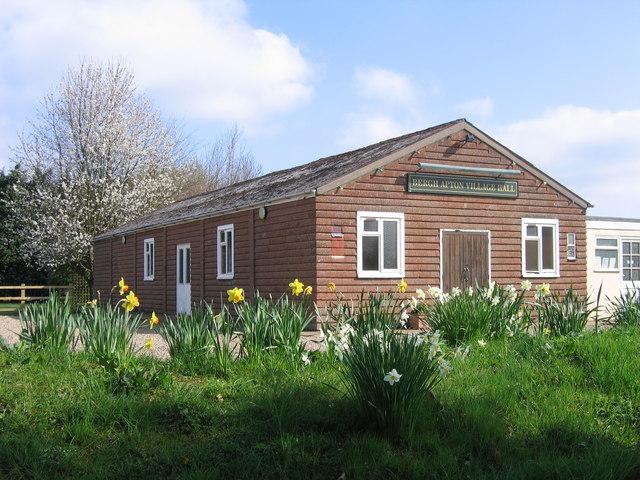 Bergh Apton Village Hall