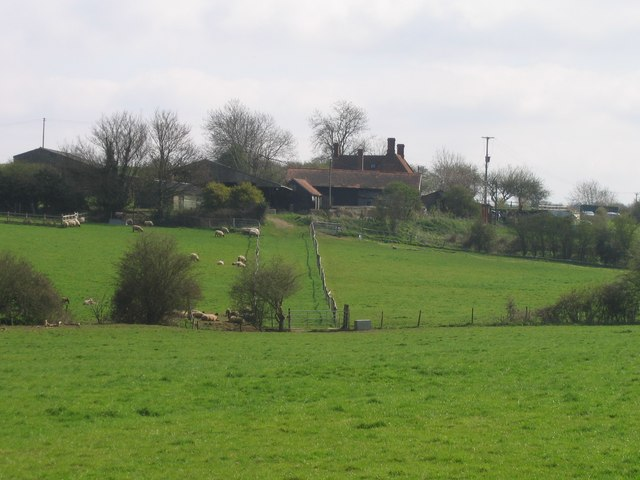 Tagus Farm, Stoke Holy Cross