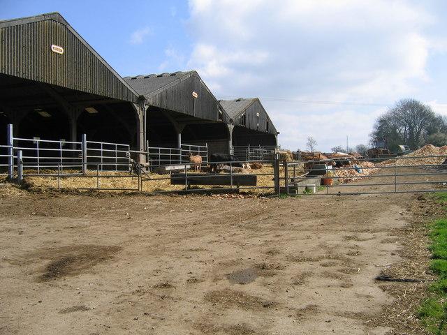 Salamanca Farm, Stoke Holy Cross