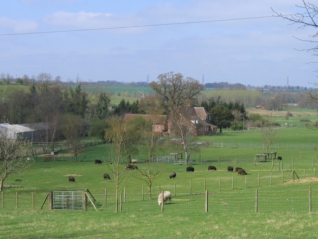 Malt Kiln Farm, Stoke Holy Cross