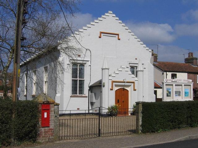 Brooke Baptist Chapel
