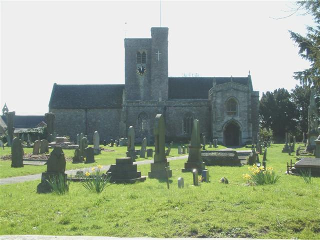 St. Mary's Church, Magor