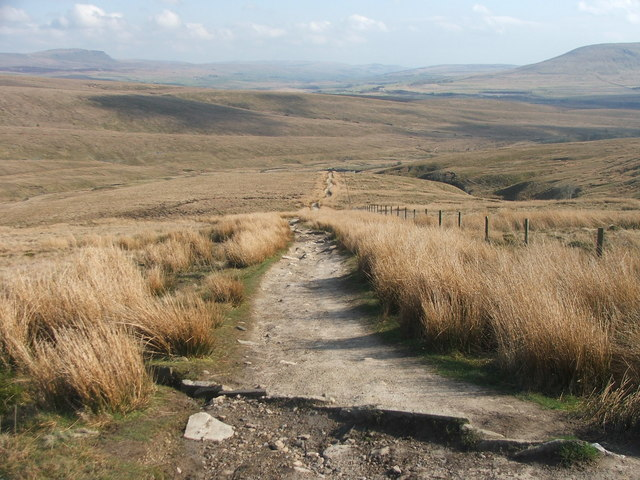 The Craven Way/ 3 Peaks.