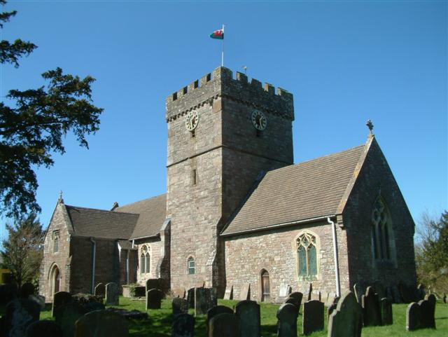 Shirenewton Church of St. Thomas a Becket