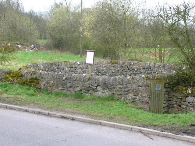 Village Pinfold, Hope