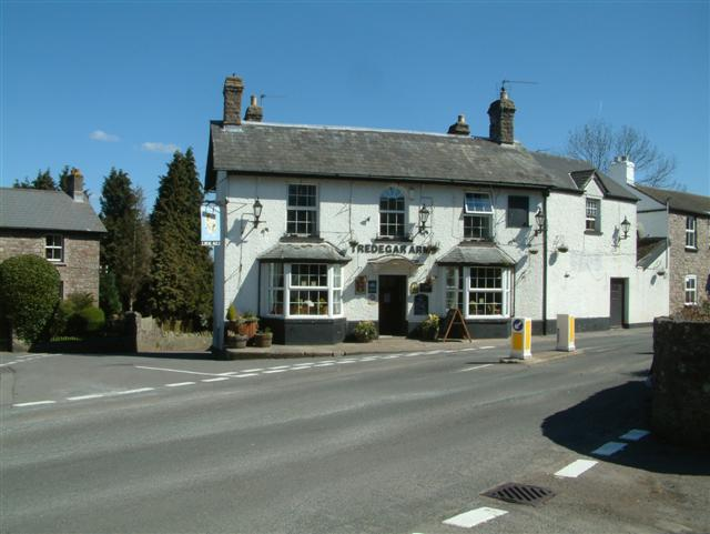 The Tredegar Arms, Shirenewton