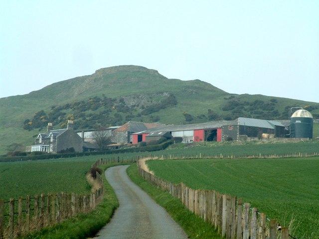 Lahill Craig farm