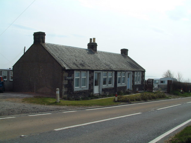Lahill Mains cottage