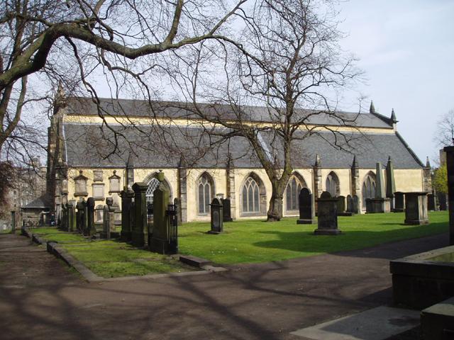 Greyfriars Kirk, Edinburgh