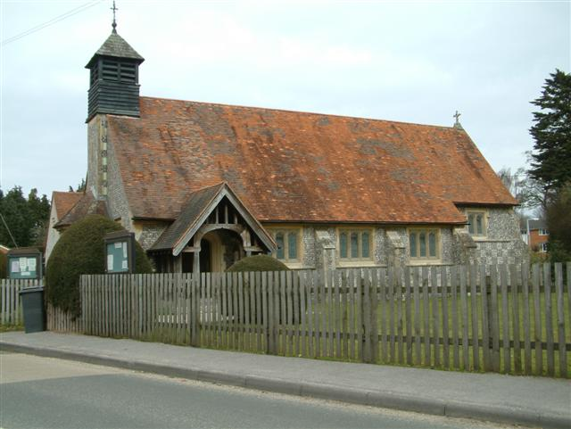 St. Thomas Church, Charlton