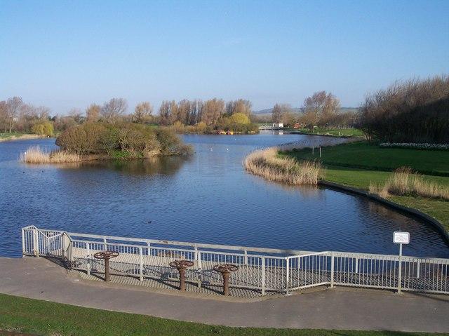 Brooklands Boating Lake