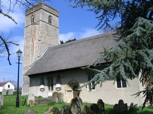 Thwaite St Mary Church