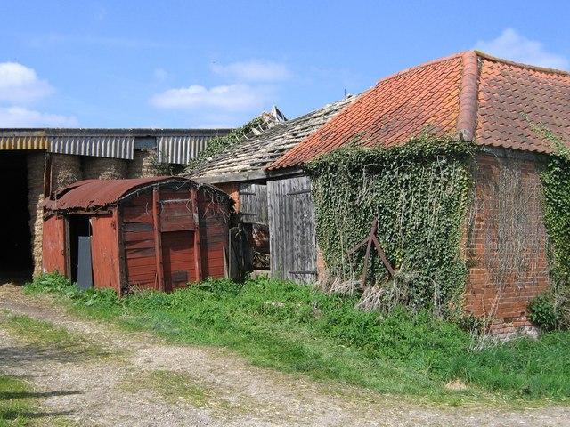 Barn and Goods van, Mundham