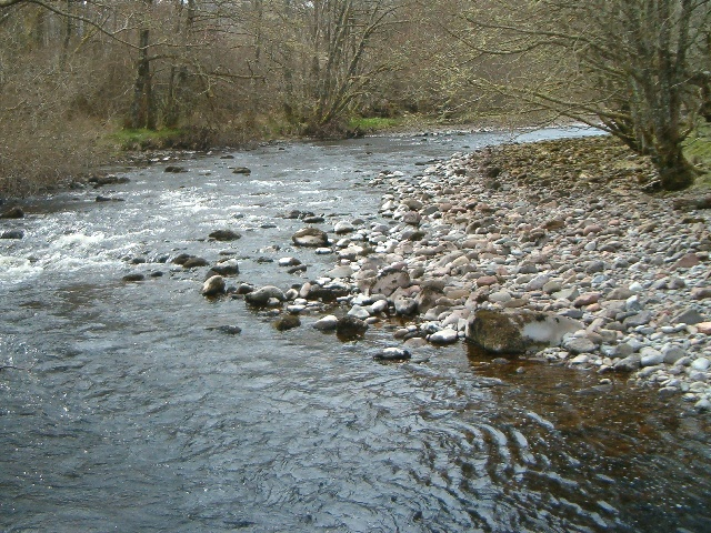 The River Euchar at Kilninver