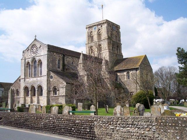 Shoreham Church
