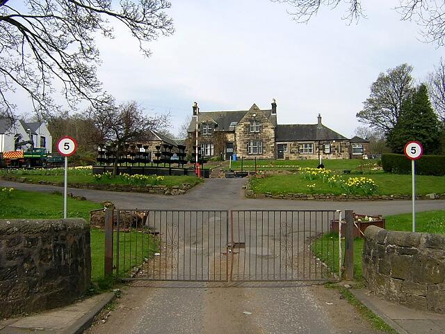 Househill Parks Depot
