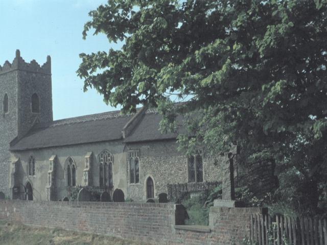 St Edmund's Church, Thurne