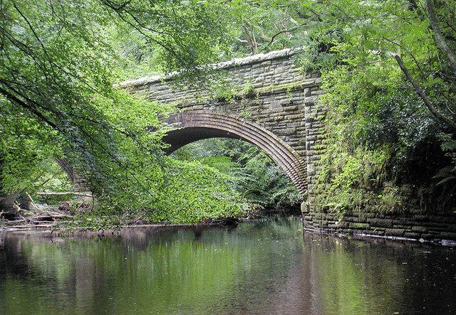 Old Bridge on The Primrose Line