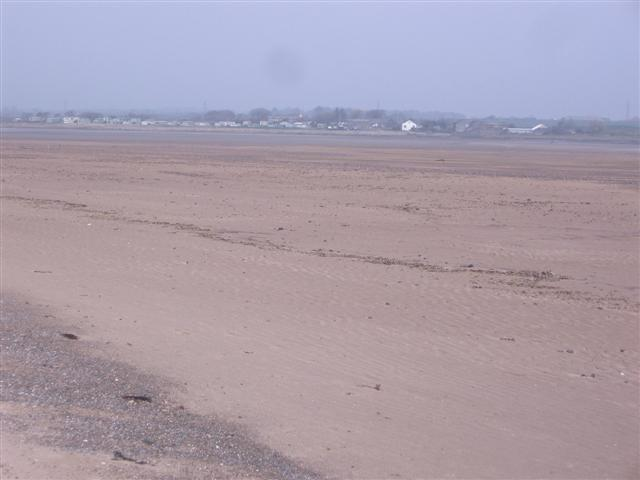 Across the estuary towards Saltcoats