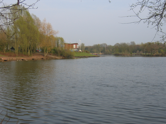 Arrow Valley Lake, Redditch