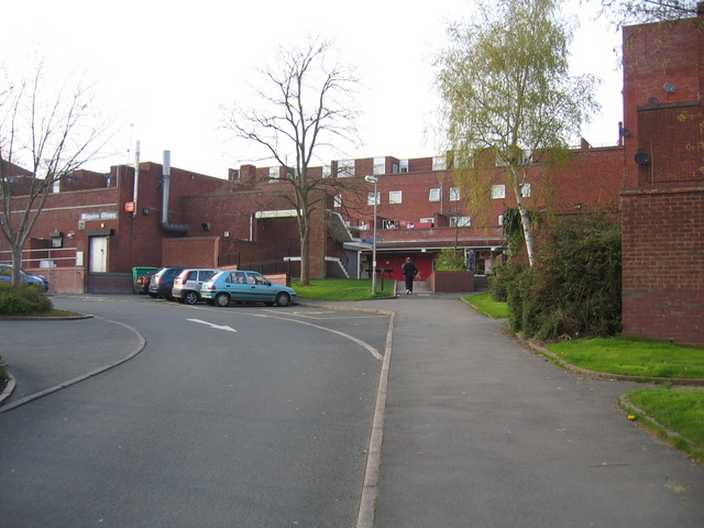 Winyates Centre, Redditch