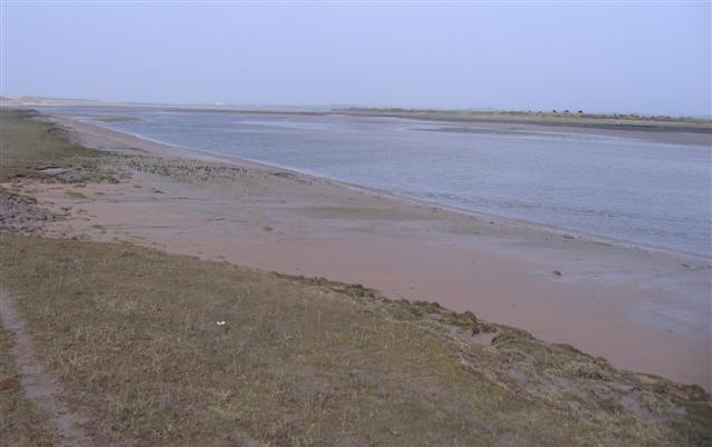 River Irt estuary