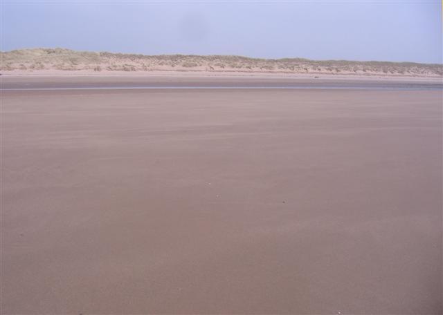 Drigg beach