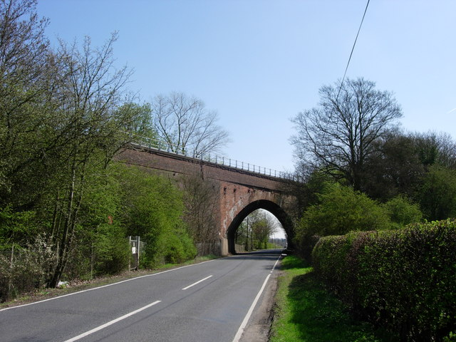 Railway Arch - Stocks Green