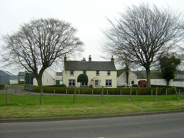 Blackbyres Farm, Barrhead