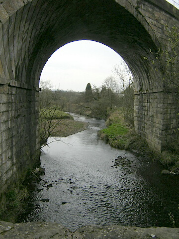 Levern Water Near Barrhead