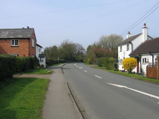 Old Alcester Road, Portway