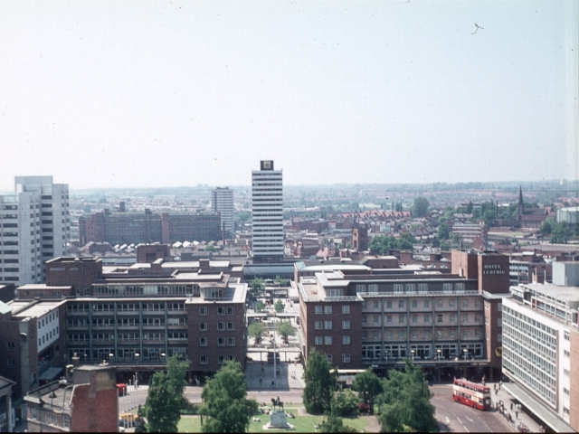 Coventry city centre