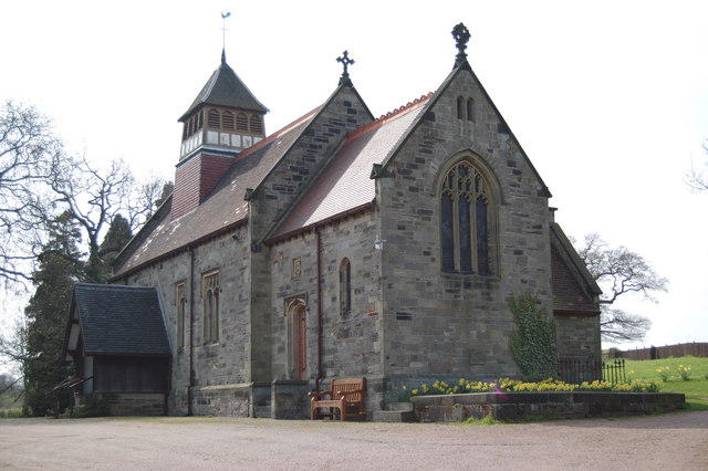 Bretby Church