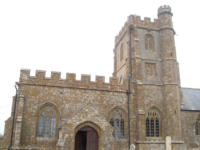 St John and All Saints church, Kingstone