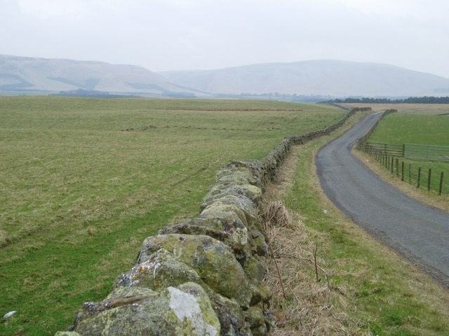 Near Gladhouse Reservoir