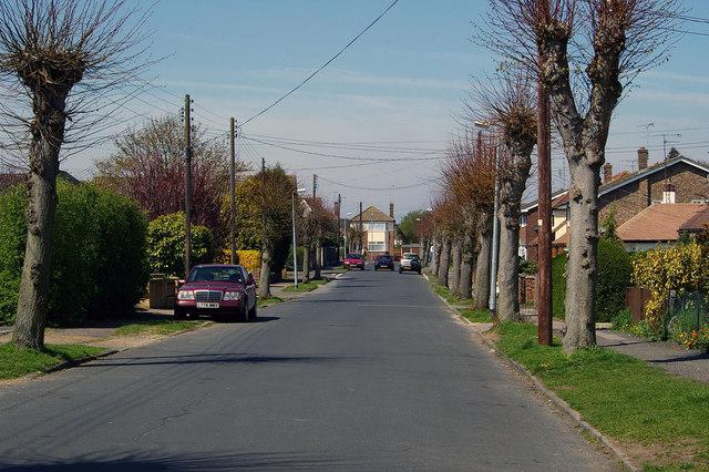 Warwick Rd, Rayleigh