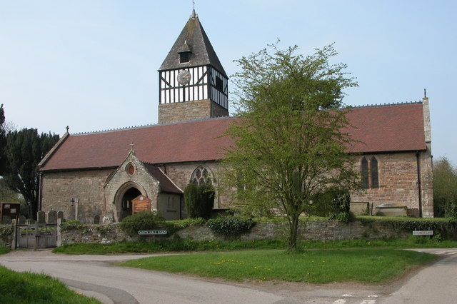 St. Andrews Church, Hampton Bishop