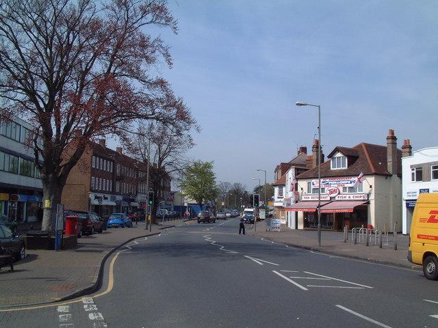 Church Road, Ashford