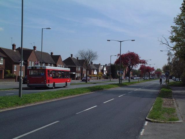 Convent Road, Ashford
