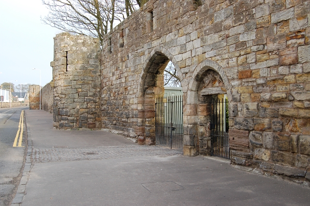 Abbey Wall, St Andrews