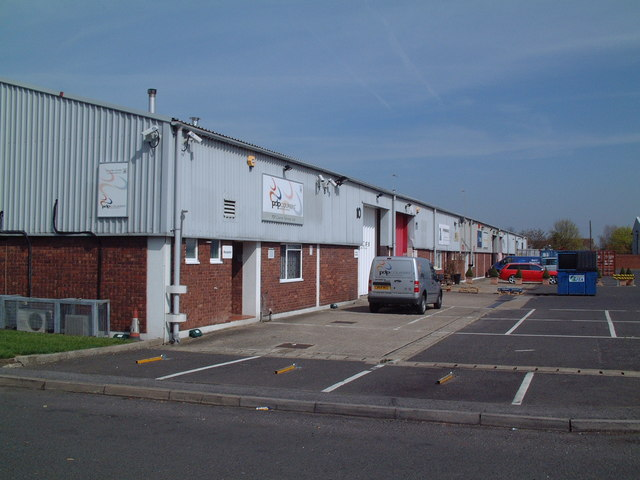 Shield Road Industrial Estate