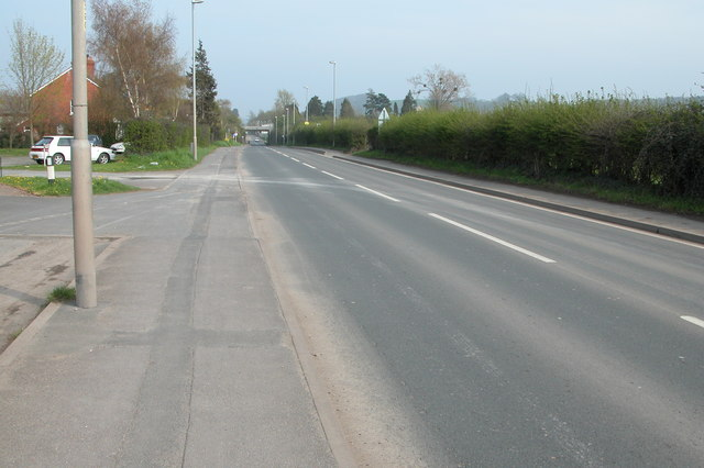 Holme Lacy Road, Hereford