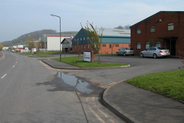 Rotherwas Industrial Estate