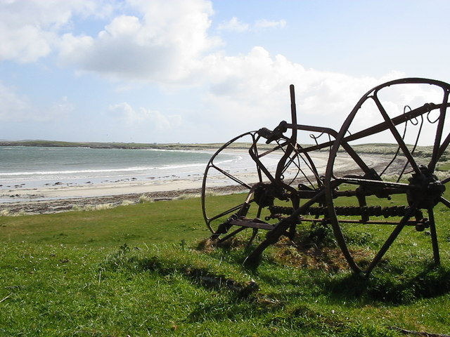 Old Plough at Vaul Bay