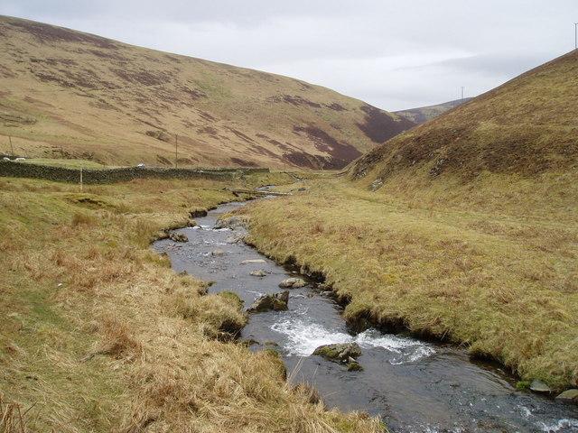 Glentress Water