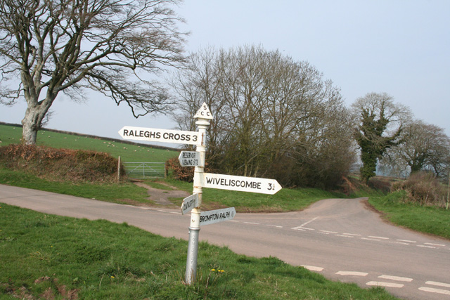 Clatworthy: Forche�s Cross