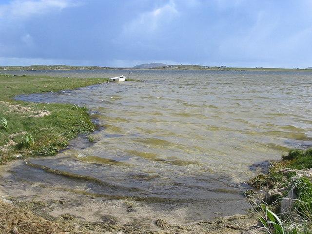 Loch Bhasapoll